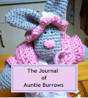 Grab an Auntie Burrows button to add to your own Blog