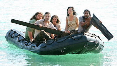 The Oceanic Six will try to get back to the island in Lost Season 5.