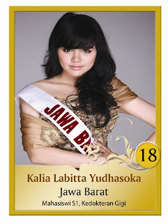Indonesian Pageants Blog: Puteri Indonesia 2010 Part 19 : Get Closer