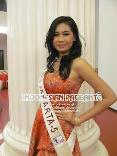 Putri Pariwisata Indonesia 2010 Part 4 : The Third 9 Finalists