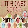 Little One's Soiree on Etsy