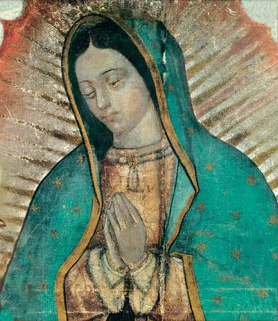 FEAST OF OUR LADY OF GUADALUPE DEC 12