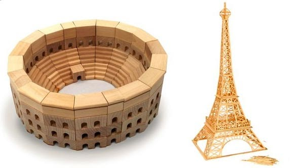 Building Collector Toys And Gifts For Budding Architects