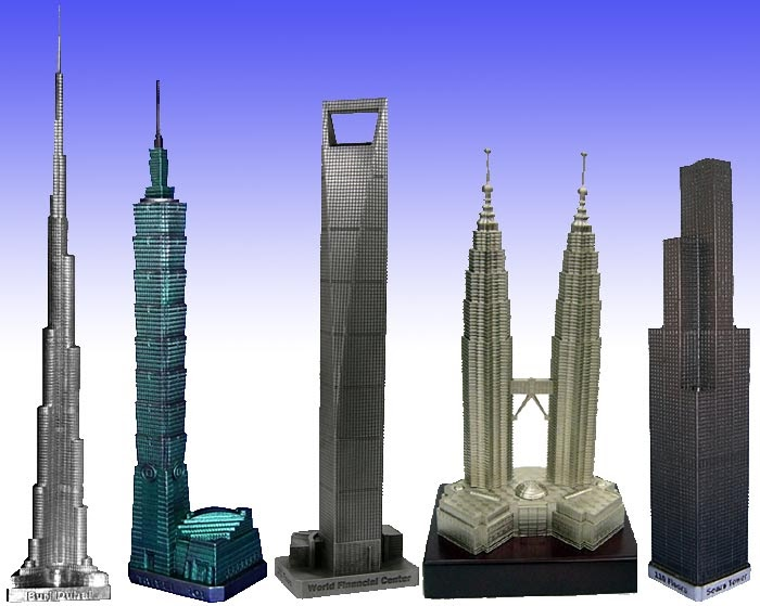 building collector tallest buildings in the world