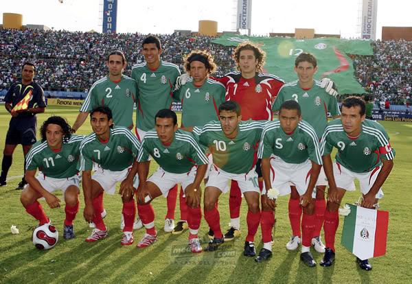 Analise de selecção :  México Mexico-9