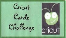 Cricut Cardz Challenge