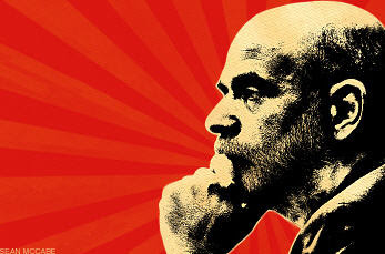 Ben Bernanke / Vladimir Lenin?