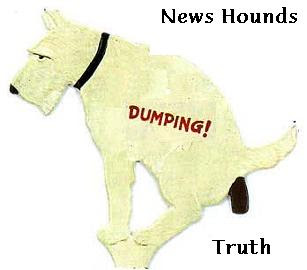 News Hounds dumping on truth