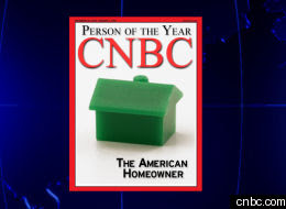 CNBC: Homeowner is Person of Year