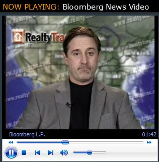 Rick Sharga of RealityTrac discusses foreclosures