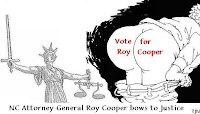 Vote for Roy Cooper