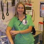 Tera Levicy - SANE nurse Duke University Medical Center