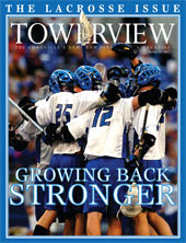 Towerview Magazine: The lacrosse issue - growing back stronger