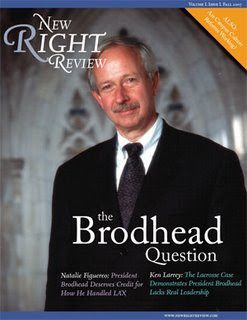 New Right Review: the Brodhead Question