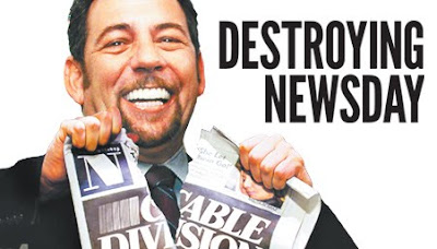 Dolan and Cablevision Destroying Newsday