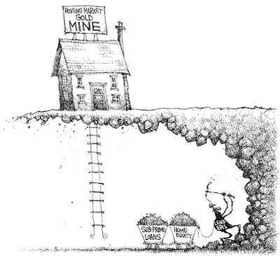 Housing Market Gold Mine is undermined