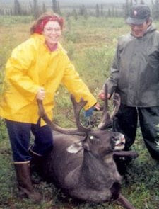 Sarah Palin: hunter