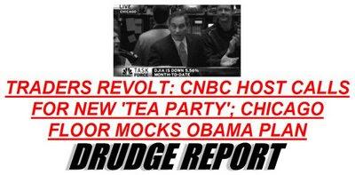 CNBC/Rich Santelli's Chicago Tea Party