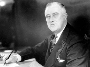 FDR's New Deal a failure?