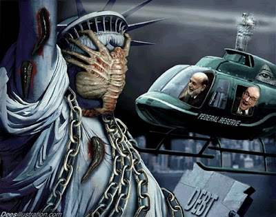 Who Killed the US Dollar? ... Ben Bernanke and Alan Greenspan