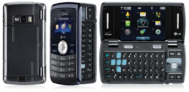 LG enV3 VX9200 Manual User Guide PDF