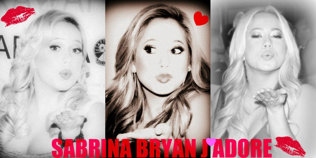 Sabrina Bryan J'adore