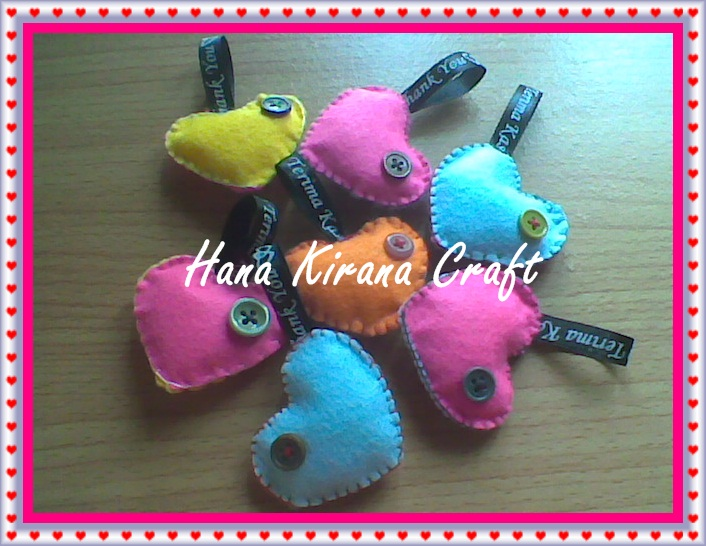 ♥ Hana Kirana Craft ♥