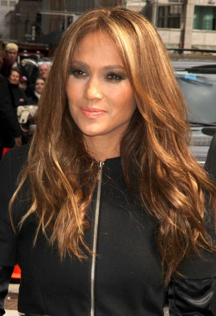 jennifer lopez hair photos