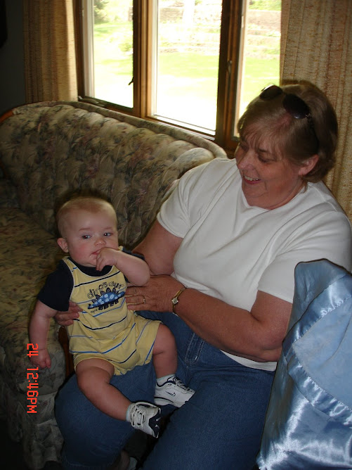 Noah and Aunt Nancy