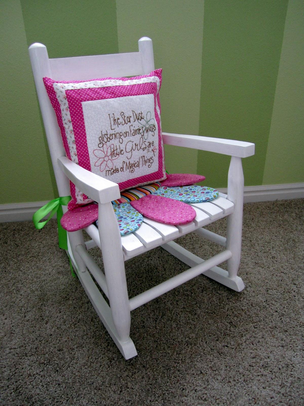 Pretty Lil Posies McKinley s Rockin Rocking Chair & Other Cute Stuff