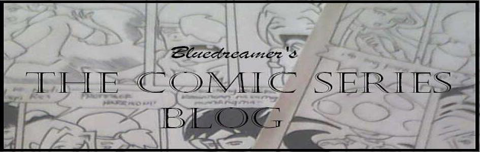 The Comic Series Blog