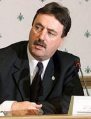 Mick Keelty - Commissioner of the Australian Federal Police