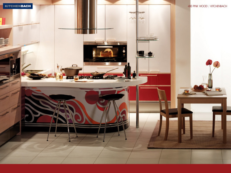 Kitchen Interior Design by Lambardus Agus - picture interior design