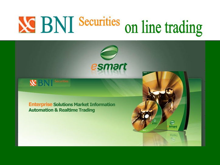 BNI Securities on-line trading