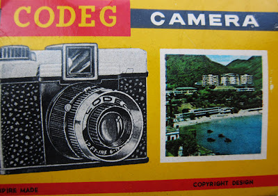 Codeg camera box. Photograph by Tim Irving