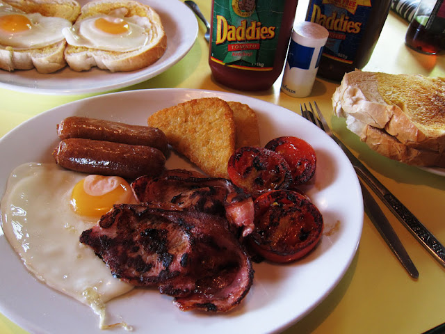 The Full English - Photograph by Tim Irving