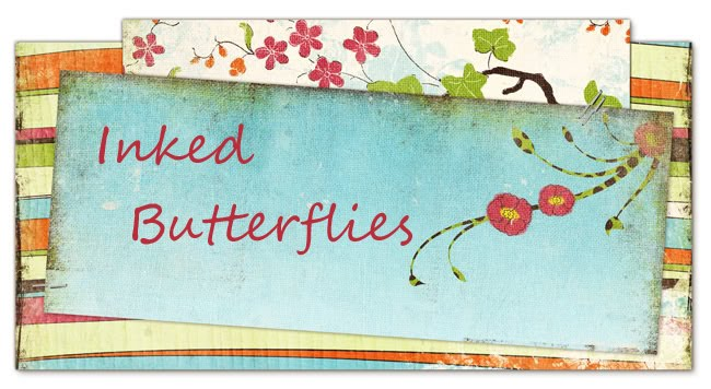 Inked Butterflies