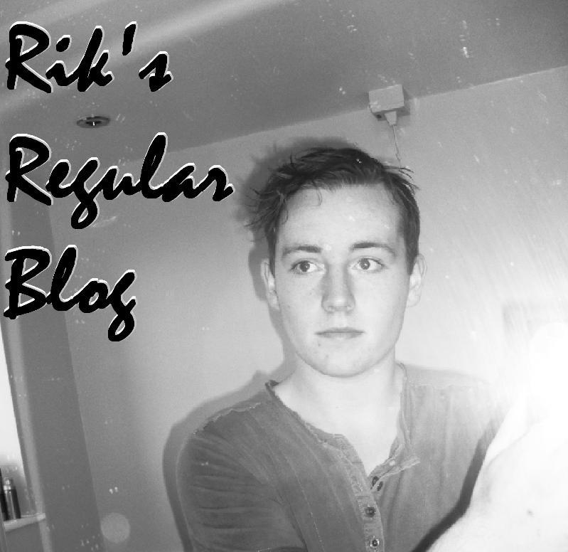Rik Gilbert's Blog