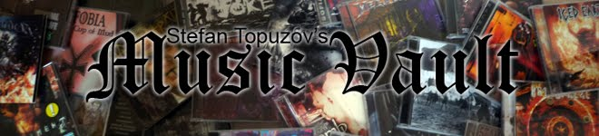 Stefan Topuzov's Music Vault - English Version