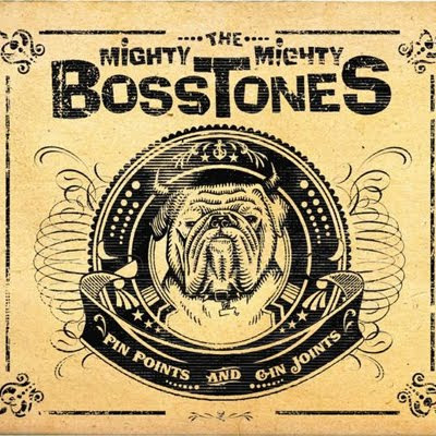THE MIGHTY MIGHTY BOSSTONES - Pin Points and Gin Joints 4.75 / 6
