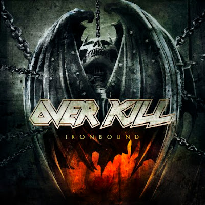 OVERKILL - Ironbound 4.75 / 6
