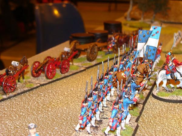 Grenadiers of France.
