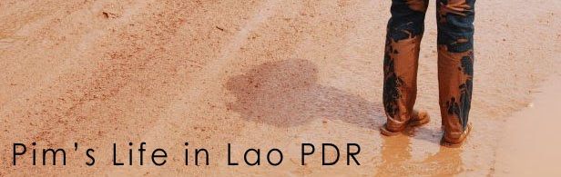 pim's life in laos