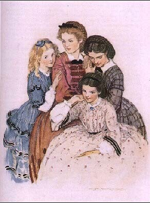 LITTLE WOMEN    BOOKS byLOUISA MAY ALCOTTLittle Women Book