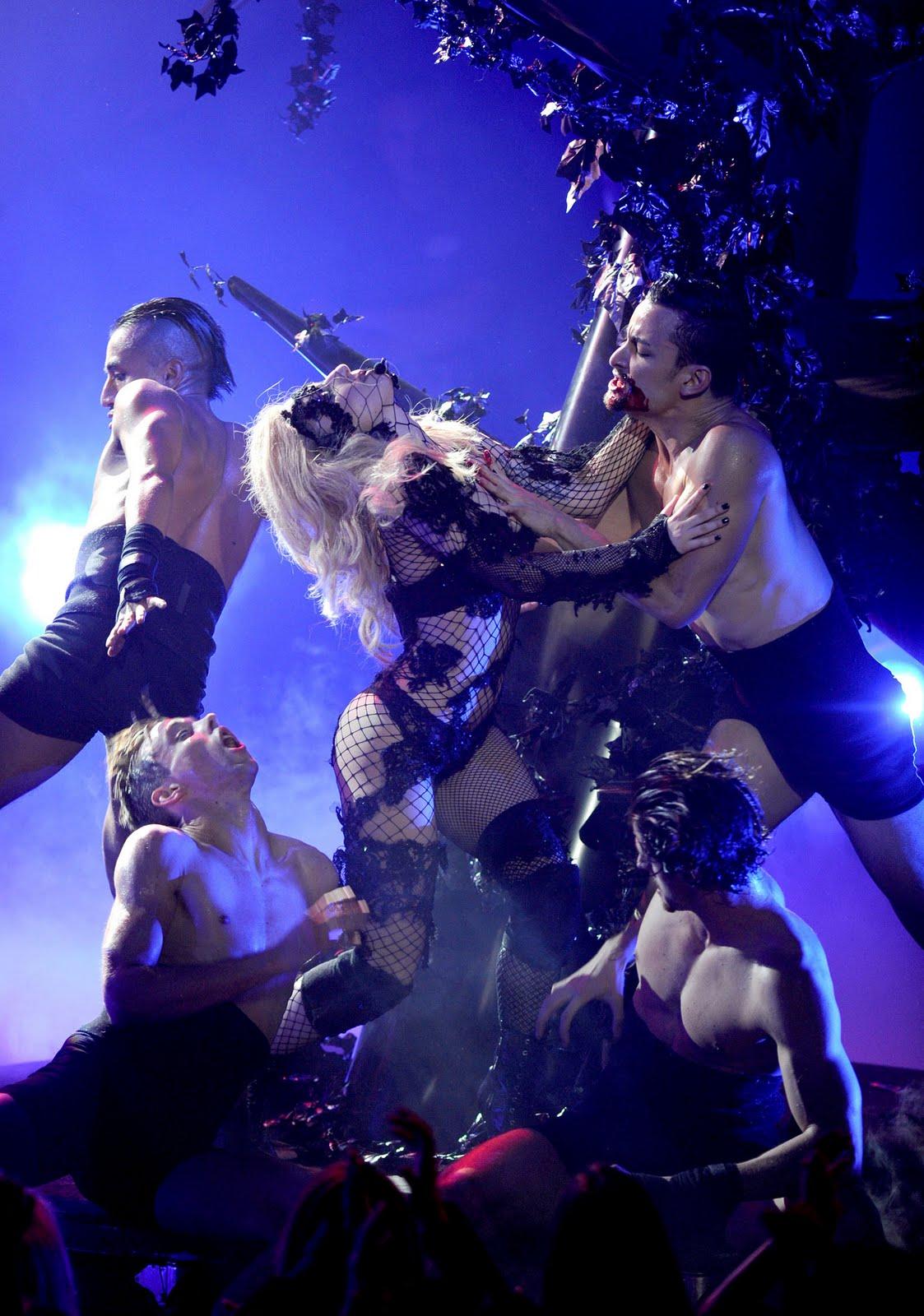 para Lady GaGa) es como