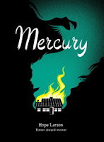 Cover Image Mercury by Hope Larson