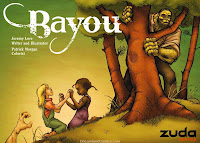Cover image Bayou by Jeremy Love