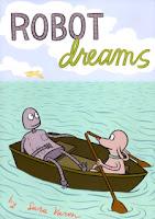 Cover image Robot Dreams by Sara Varon