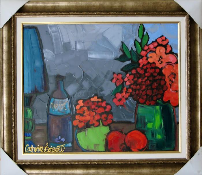 Le temps d'un repos 20 x 24_Galerie Michel Boisvert