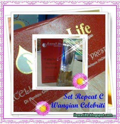 SET REPEAT C CELEBRITI
